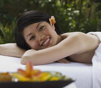 El masaje asiático
