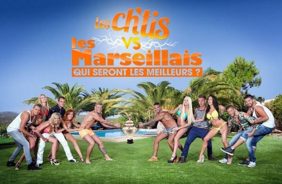 Les Ch'tis vs Les Marseillais : 24h ensemble et c'est déjà la guerre !