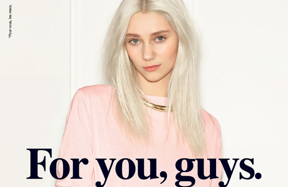 Eden Park : Leur nouvelle campagne sexiste, on en parle ?
