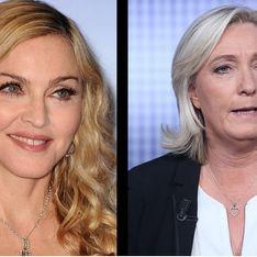 Madonna : Elle pousse un coup de gueule contre la montée du FN en France