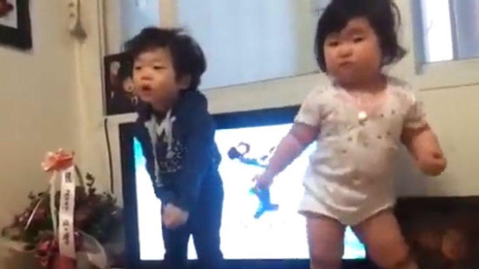 ¡Olvídate del Gangnam Style! Estos niños han inventado el nuevo baile de moda
