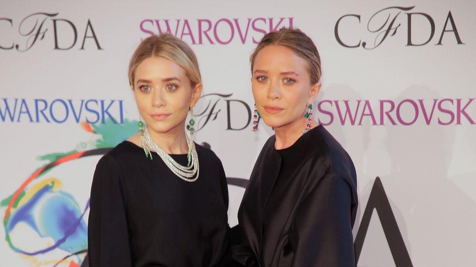 Mary-Kate et Ashley Olsen : De véritables jumelles de look !