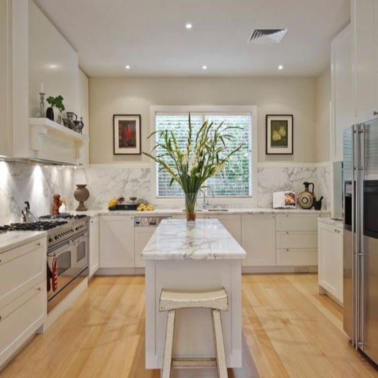 Idee per arredare la vostra cucina le foto da cui for Idee per arredare cucina soggiorno