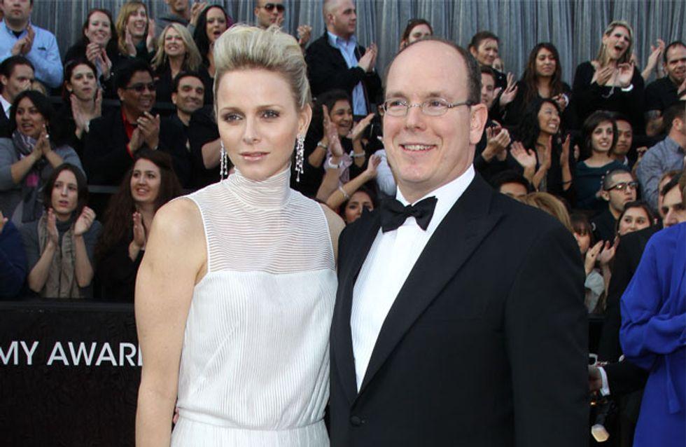 Charlène und Albert von Monaco erwarten angeblich Zwillinge
