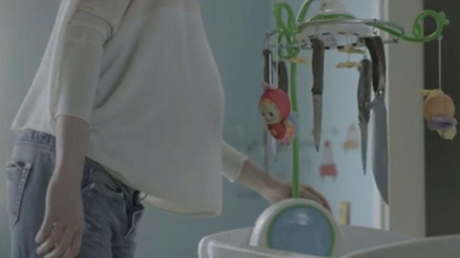 """""""Una mamá puede ser el peor enemigo de su bebé"""": un vídeo que ha conmocionado a papás de todo el mundo"""