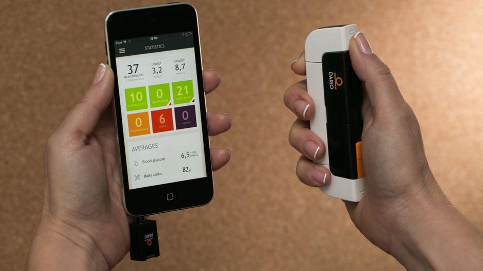 Dario, il primo dispositivo per controllare il diabete direttamente dallo smartphone
