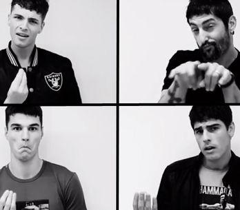 Los modelos de Dolce & Gabbana nos enseñan a descifrar los gestos italianos