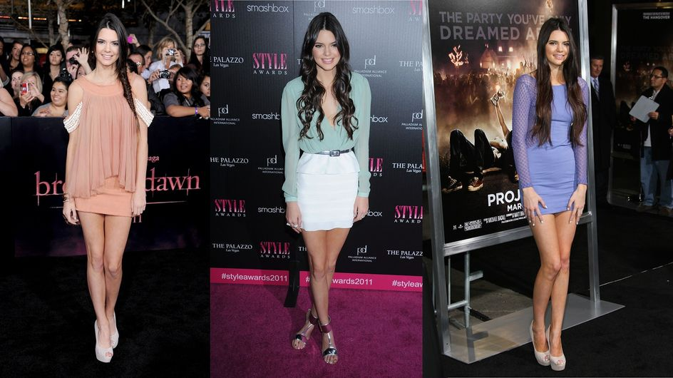 Kendall Jenner : Son style en 3 looks (Photos)