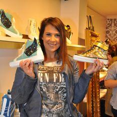 Marion Bartoli : Elle lance sa première collection de sneakers de luxe pour Musette