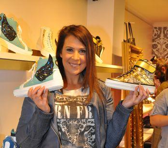 Marion Bartoli : Elle lance sa première collection de sneakers de luxe pour Muse