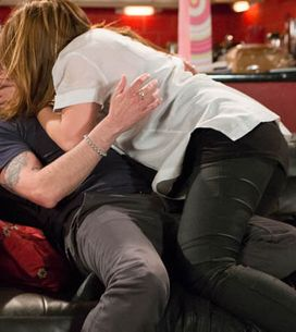 Coronation Street 16/06 – Carla takes comfort from Peter