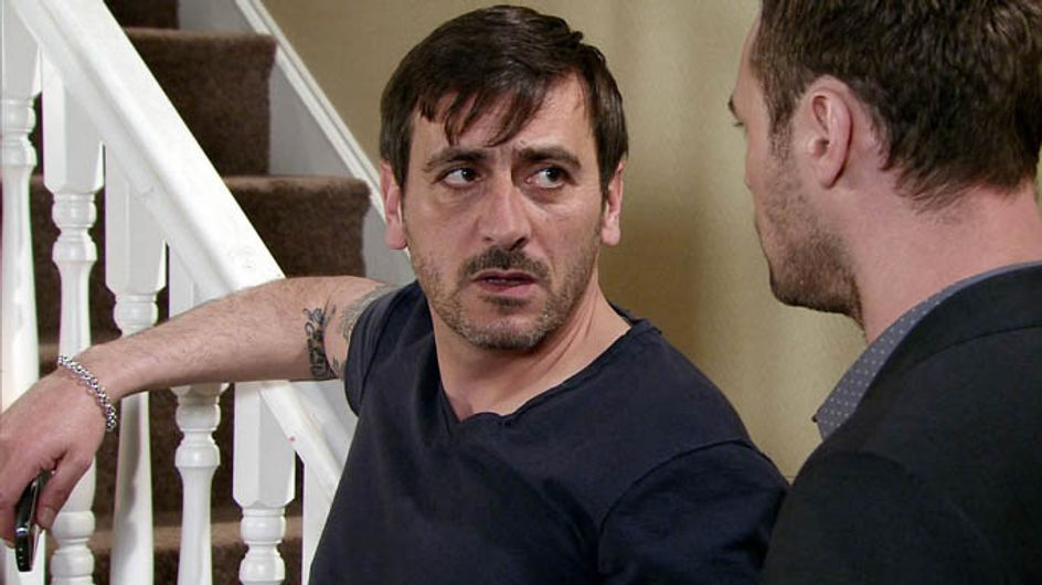 Coronation Street 18/06 – Will Peter listen to Rob's advice? 
