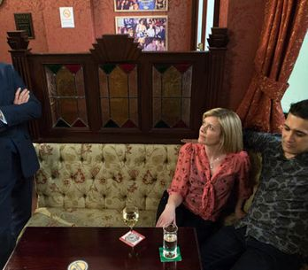 Coronation Street 25/06 – Nick demands a divorce from Leanne