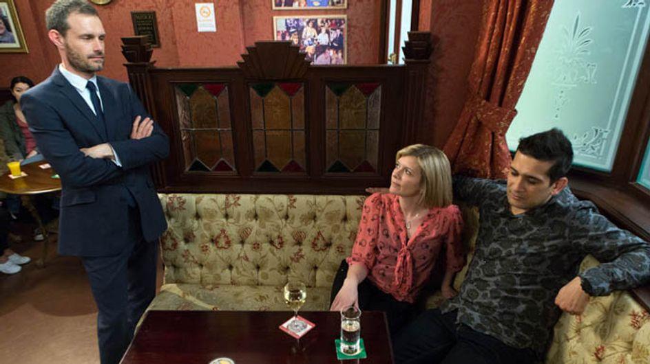 Coronation Street 25/06 – Nick demands a divorce from Leanne