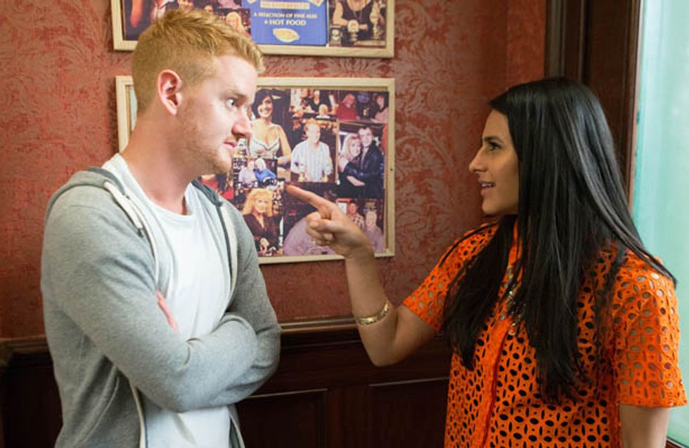 Coronation Street 27/06 – Gary's drunken mistake comes back to haunt him