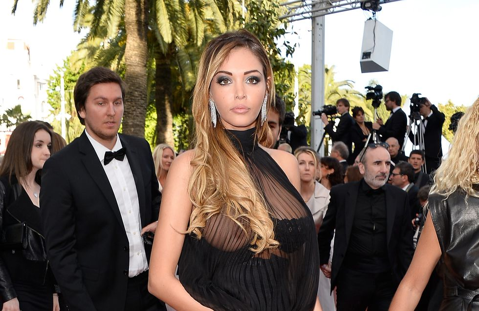 Nabilla : Couverte de bijoux par Thomas (Photo)