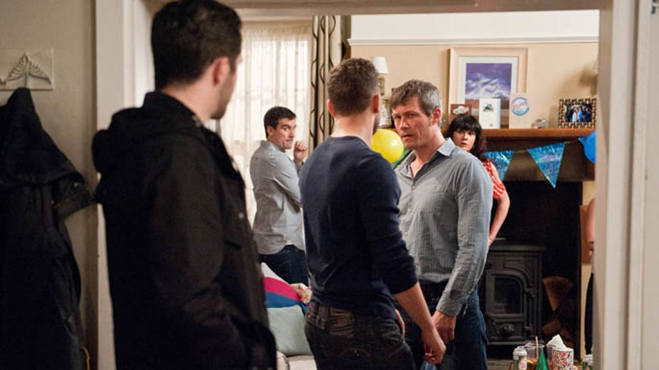 Emmerdale 26/06 – The Barton clan are in for a shock