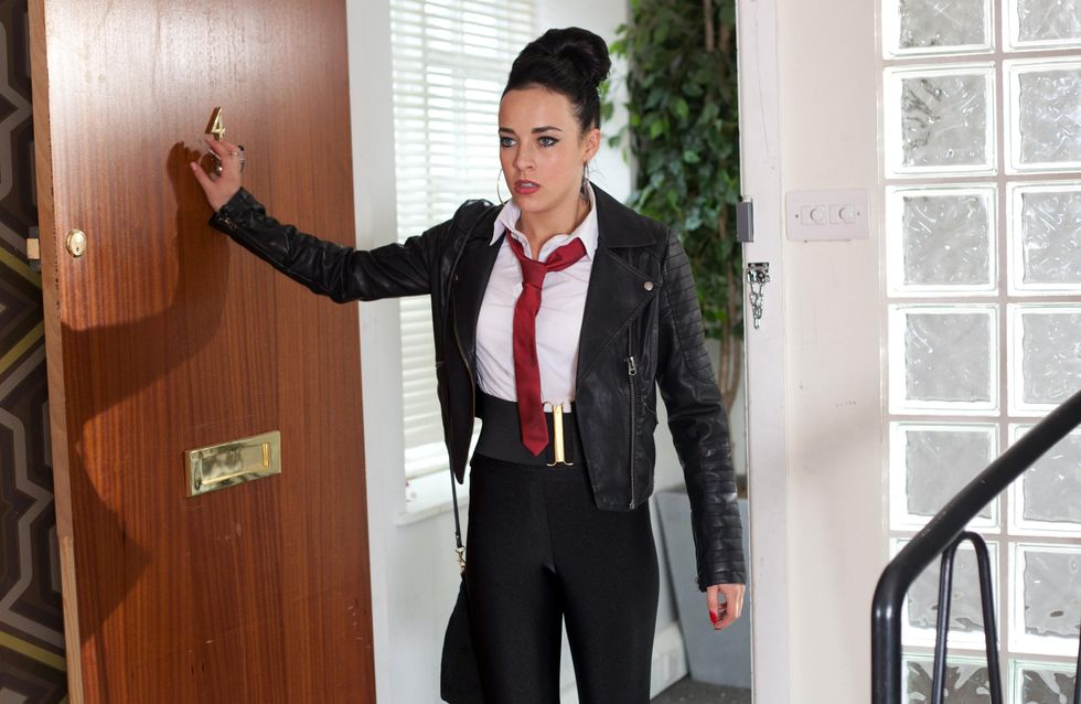 Hollyoaks 18/06 – How will Tony react when accused of being unfaithful?
