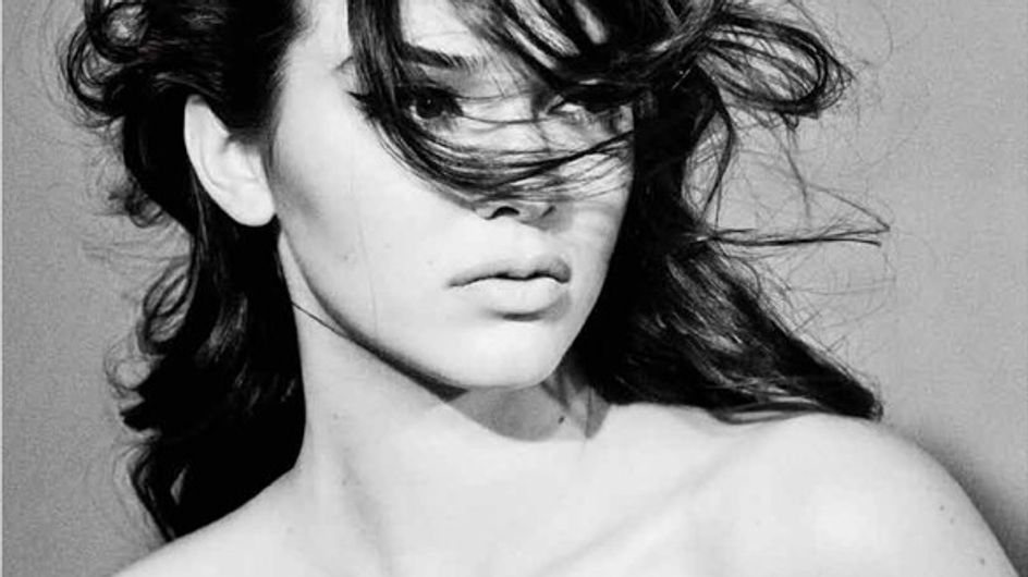 Kendall Jenner : Elle pose topless pour le magazine Interview