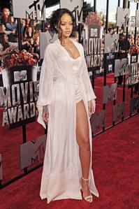 Rihanna bei den MTV Movie Awards
