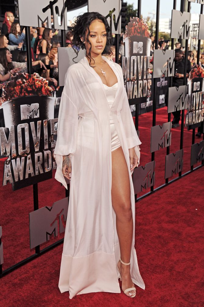 Rihanna bei den MTV Movie Awards