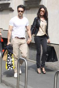 Anna Valle e il marito Ulisse Lendaro