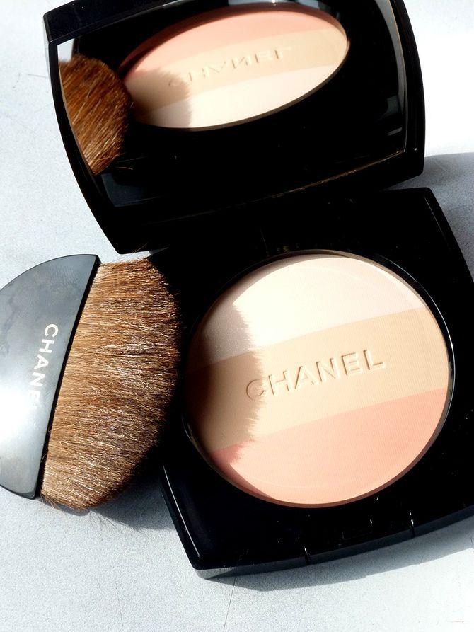 Chanel - Les Beiges Harmonie Poudres Belle Mine