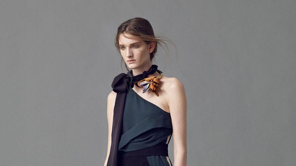 Mix audaci di tagli e tessuti: Marni lancia una collezione di abiti da sera