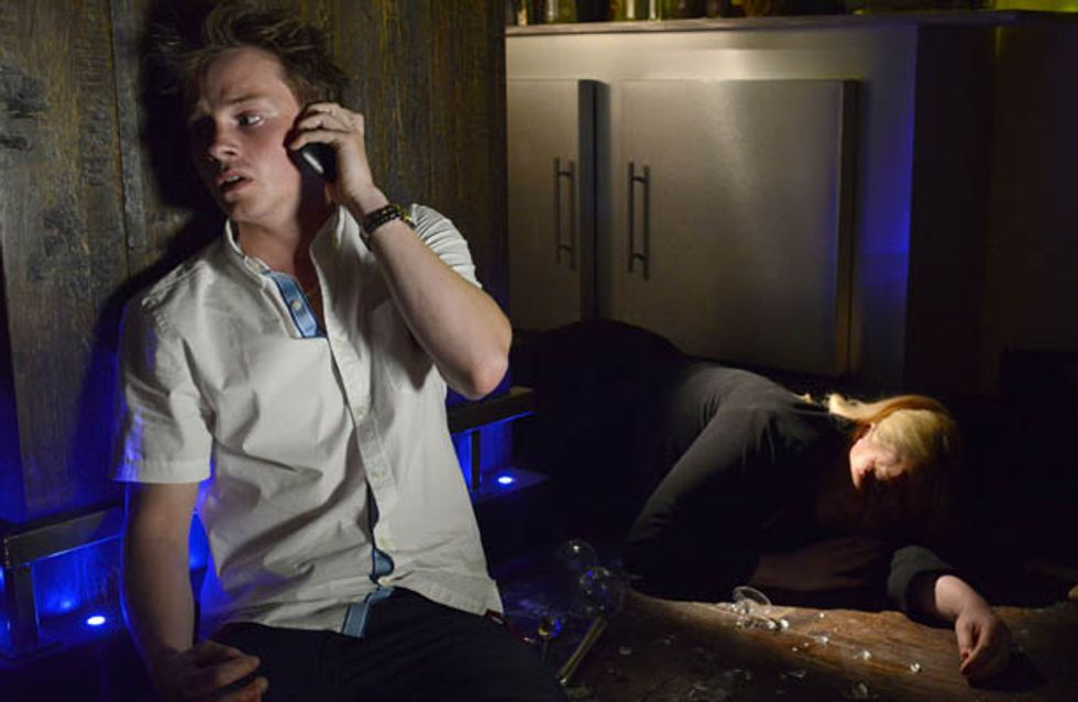 Eastenders 17/06 – Johnny finds a lifeless Sharon