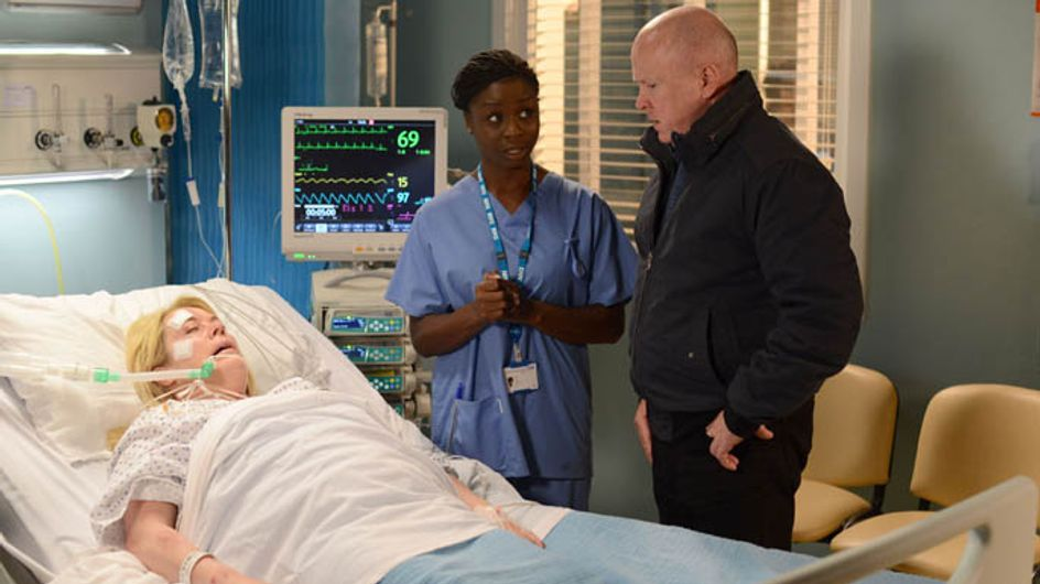 Eastenders 19/06 – Johnny wants to admit he hid during the attack