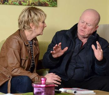 Eastenders 20/06 – Shirley tries to speak to Phil