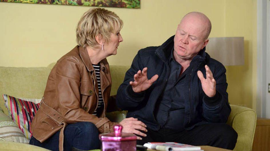 Eastenders 20/06 – Shirley tries to speak to Phil
