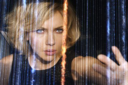 Scarlett Johansson dans le rôle de Lucy