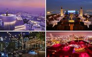 Was für ein Ausblick! Die 10 coolsten Rooftop-Bars der Welt