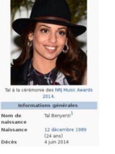 TAL : Wikipedia annonce sa mort par erreur