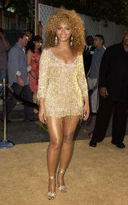 Beyoncé en 2002