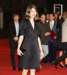 Sofia Coppola de Gucci en el Festival de Roma