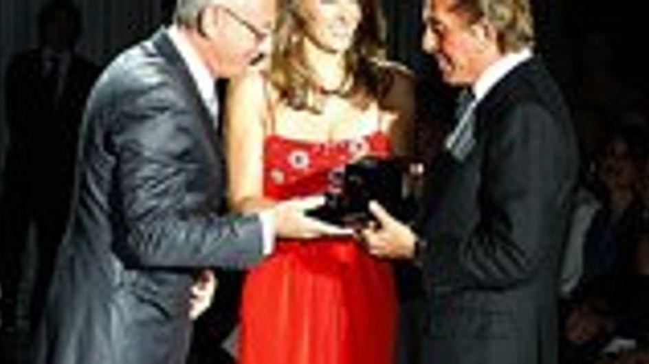 Valentino en los Mango Fashion Awards