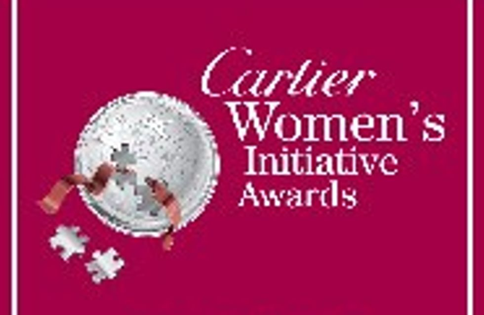 Concurso Cartier Women's Initiative Awards para mujeres emprendedoras