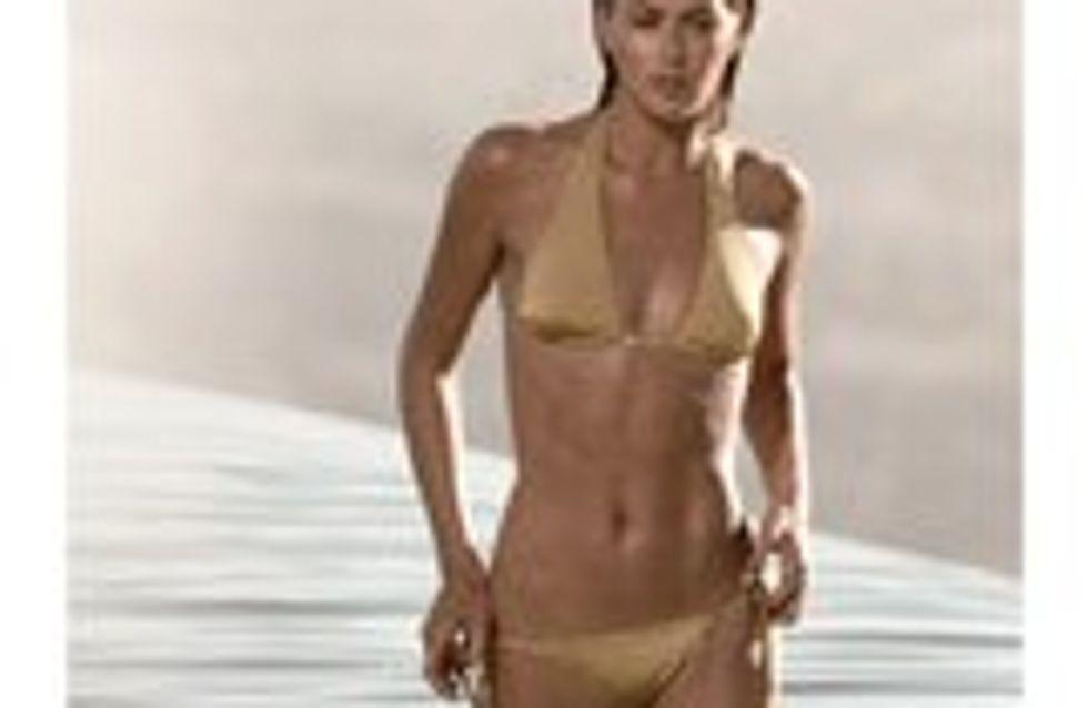 Doutzen Kroes para Calvin Klein Swimwear