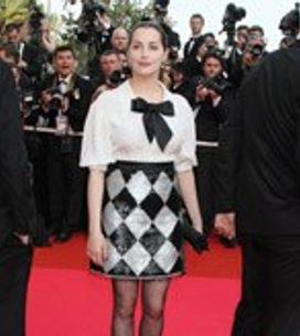 Amira Casar de Chanel en el Festival de Cannes