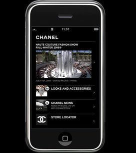 Chanel a la cabeza de la tecnología