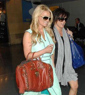 Jessica Simpson con el Babouska de Gucci