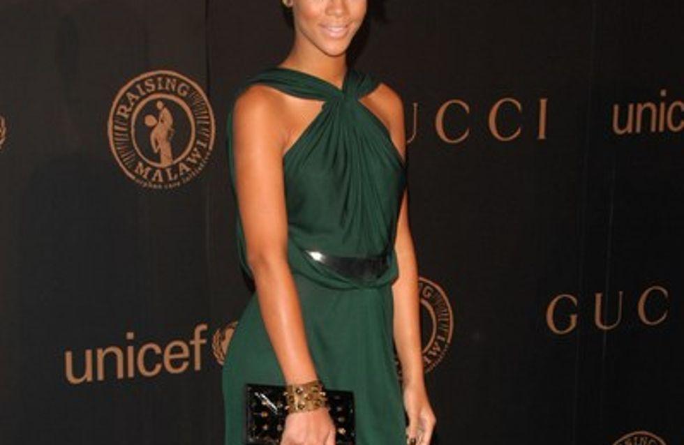 Rihanna, en la próxima campaña de Gucci a favor de Unicef