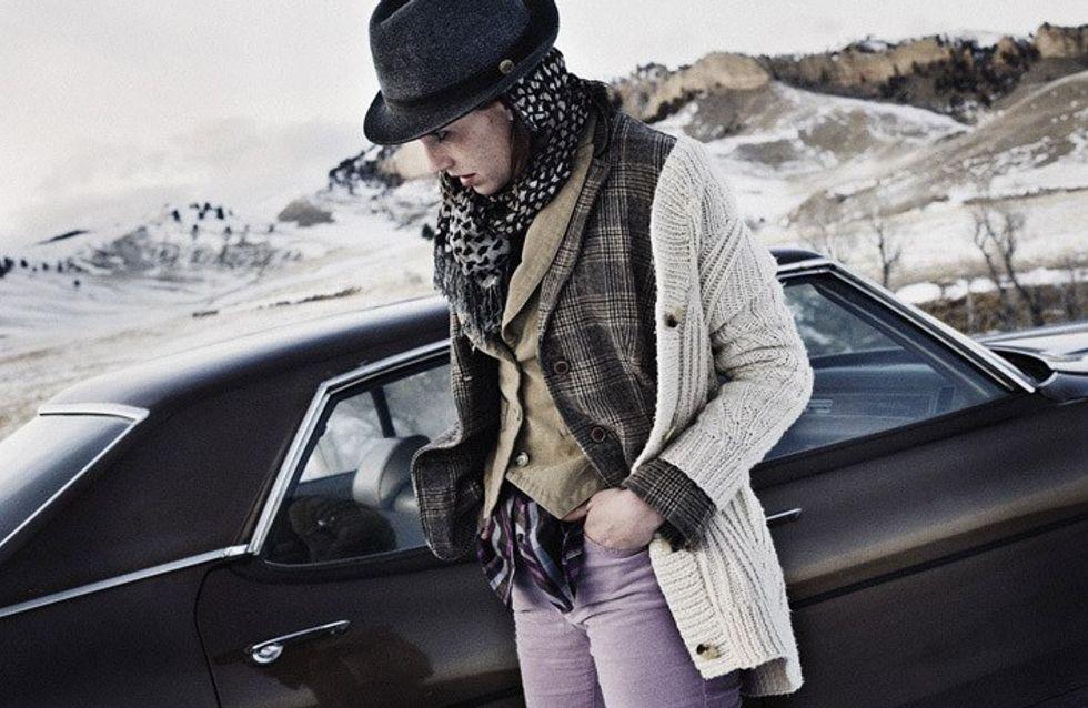 Imágenes de Wyoming en la nueva campaña de Marlboro Classic