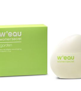 W'eau Garden, la nueva eau de toilette de Women's Secret