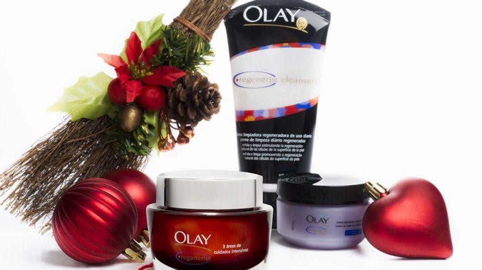 Olay te ofrece estas Navidades todo un lujo para la piel