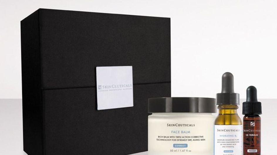 SkinCeuticals presenta su cuidado anti-edad en un cofre joya