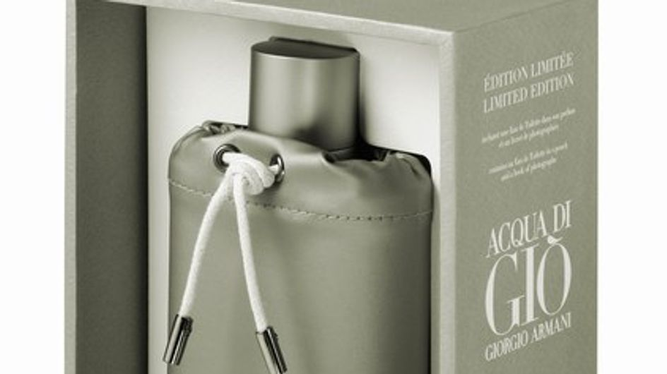 Nueva edición limitada de Aqua di Gio