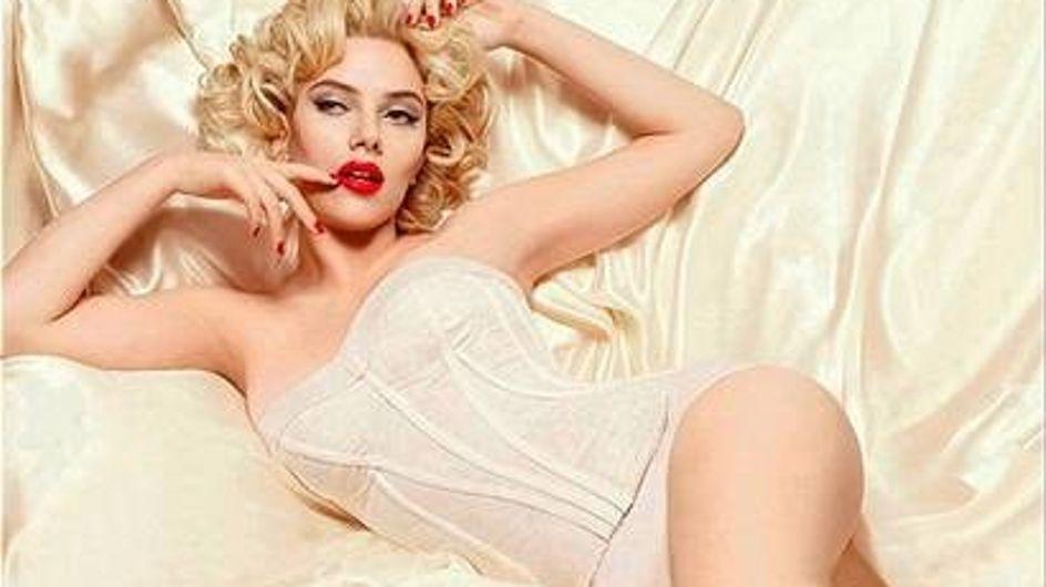 Scarlett Johansson, imagen de Dolce & Gabbana Make-up